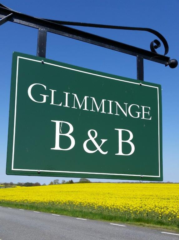 Glimminge Bed & Breakfast - Österlen
