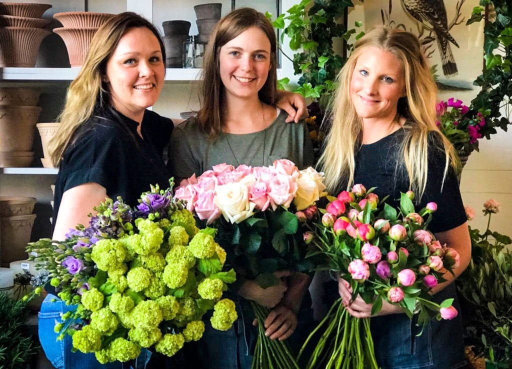 Chefs Flowers at Österlen