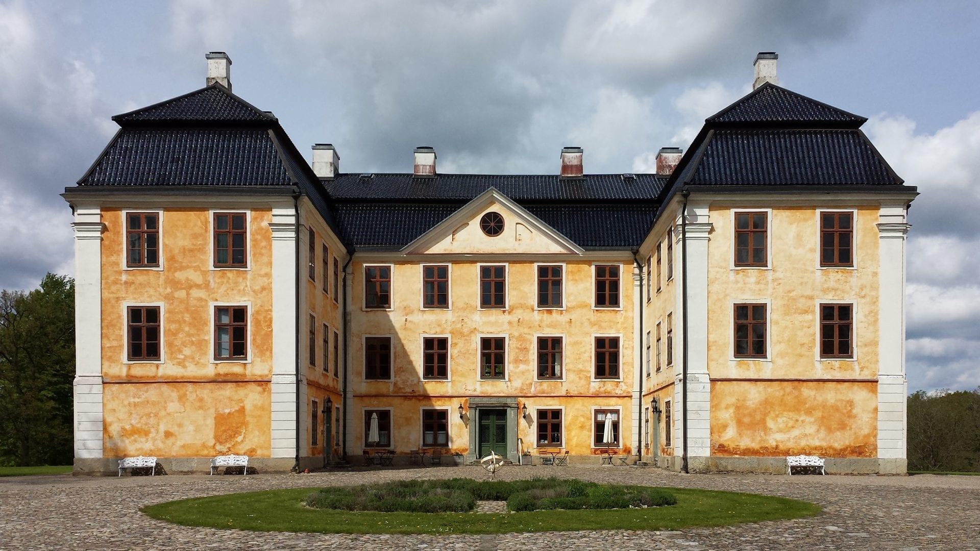 Christinehof slott - Österlen
