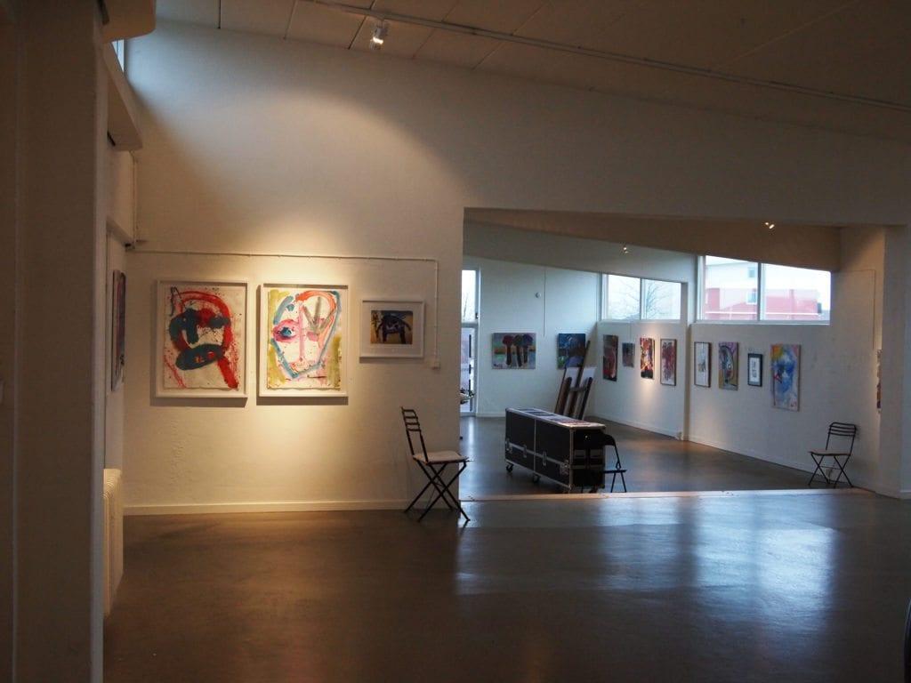 Rockhead Art Gallery - Österlen