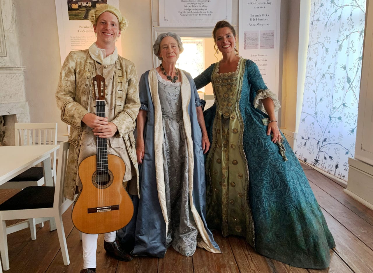 Music for a Baroque Good Woman's Life at Christinehof Castle