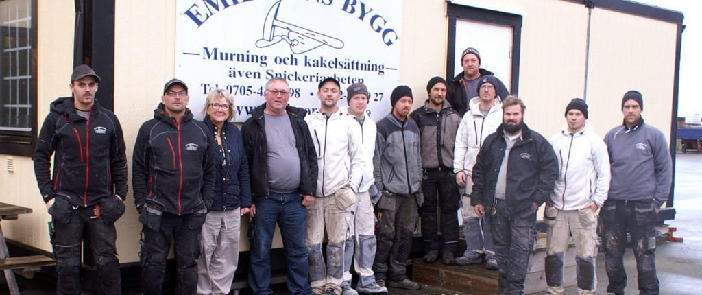 Emilssons bygg Hantverkare - Österlen