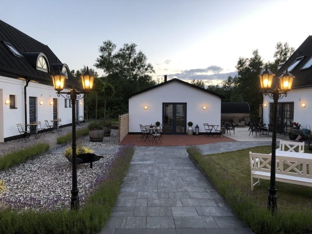 Kåseberga Gårdshotell & Spa - Österlen.se