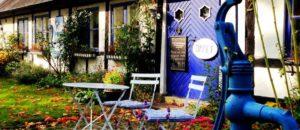 Café Madame Blue