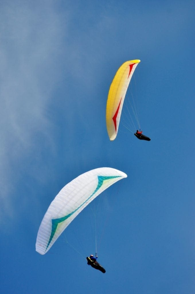 Loderup-Nybrostrand-Kaseberga-hang-gliders