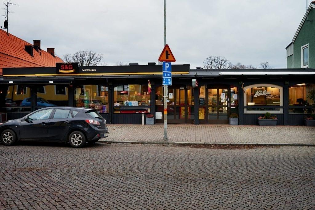 Mårtens Kök och Café