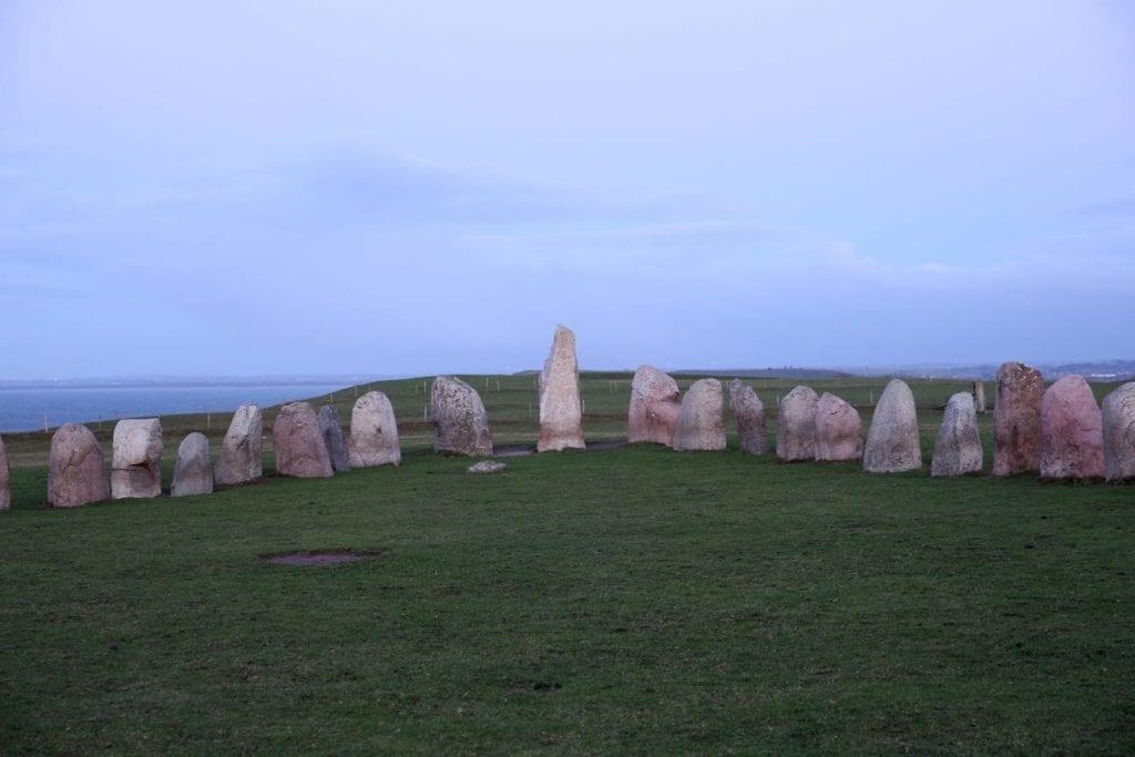 Ale stones.