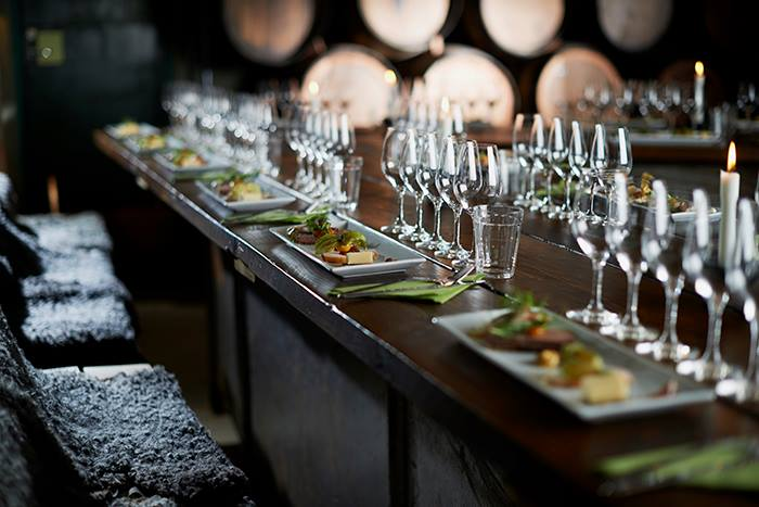 Ciderprovning - Kiviks Musteri