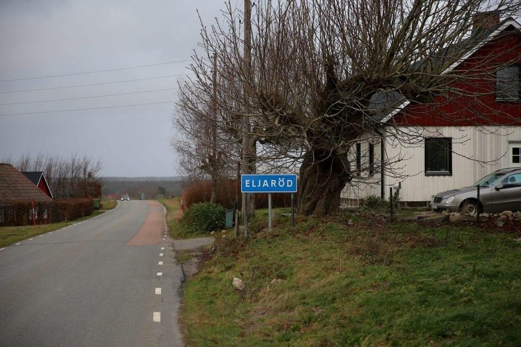 Eljaröd, a village in my heart.