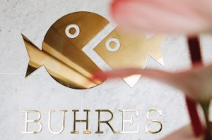 Påskbuffé - Buhres
