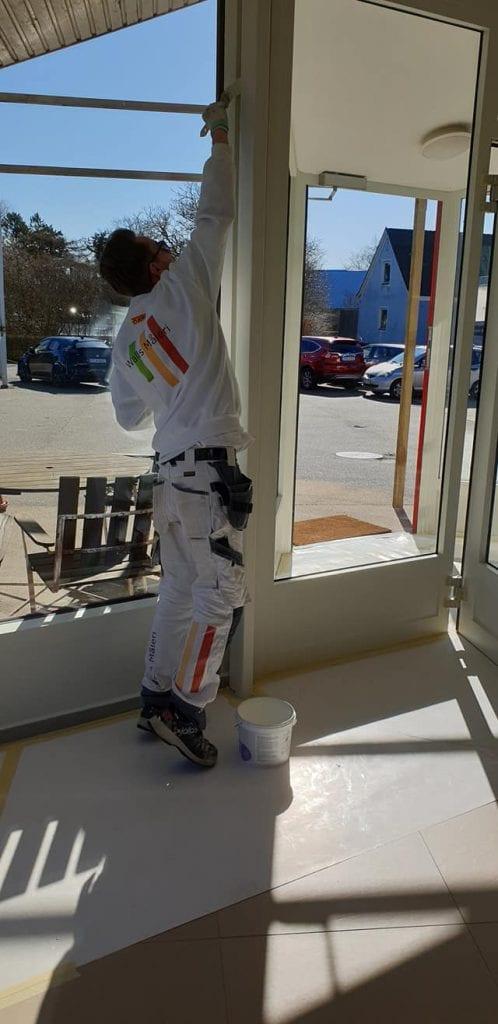 Walls måleri 2