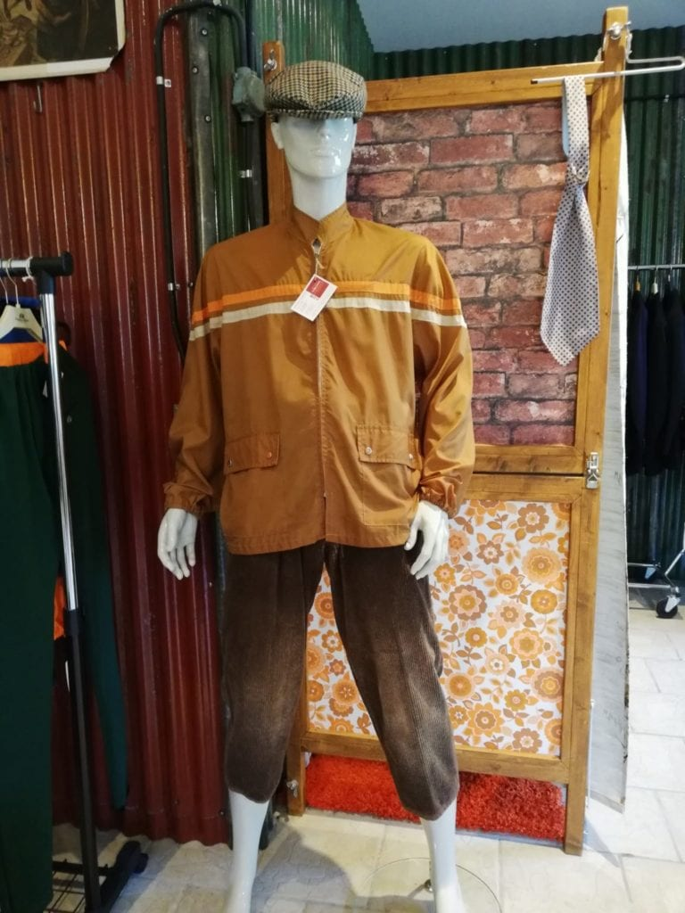 Vintage Corner men's clothing