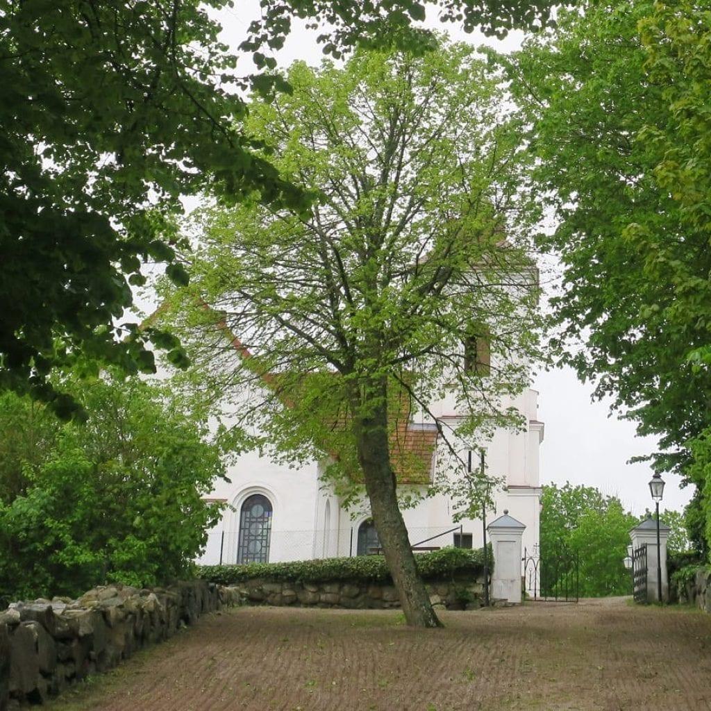 The gate to Österlen