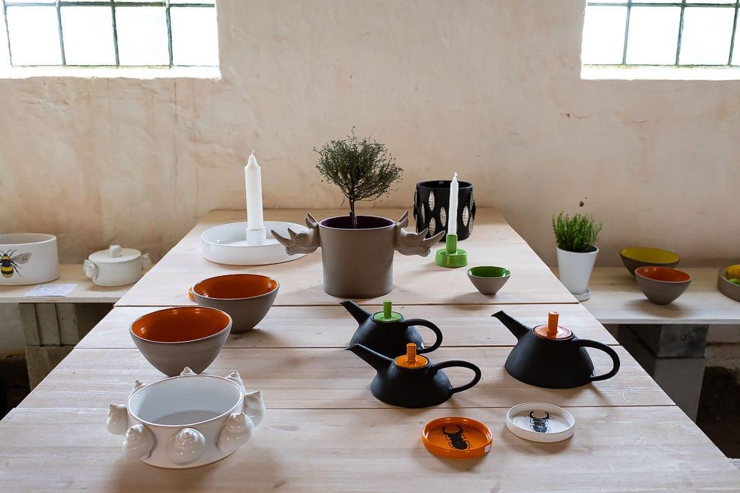 Keramik av Elna-Karin