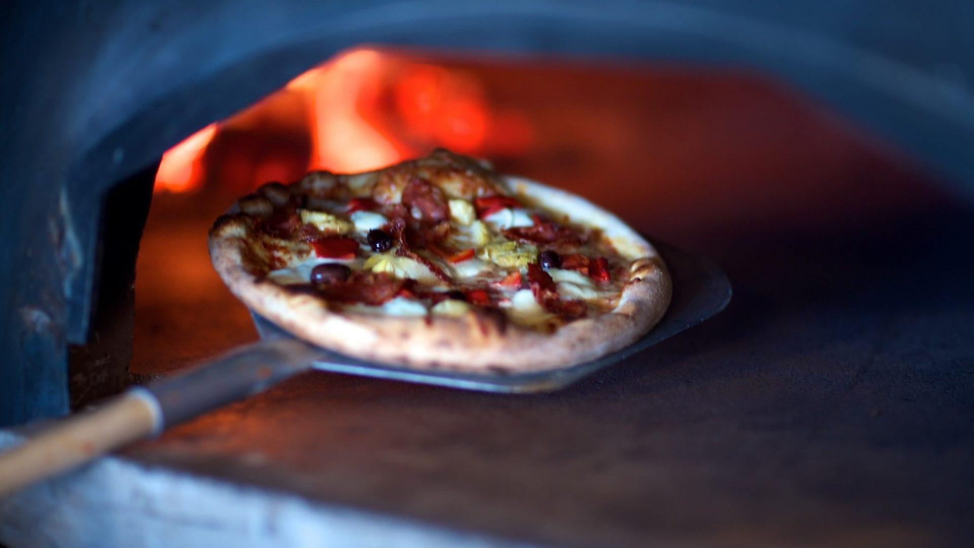 Örum 119 - Pizza