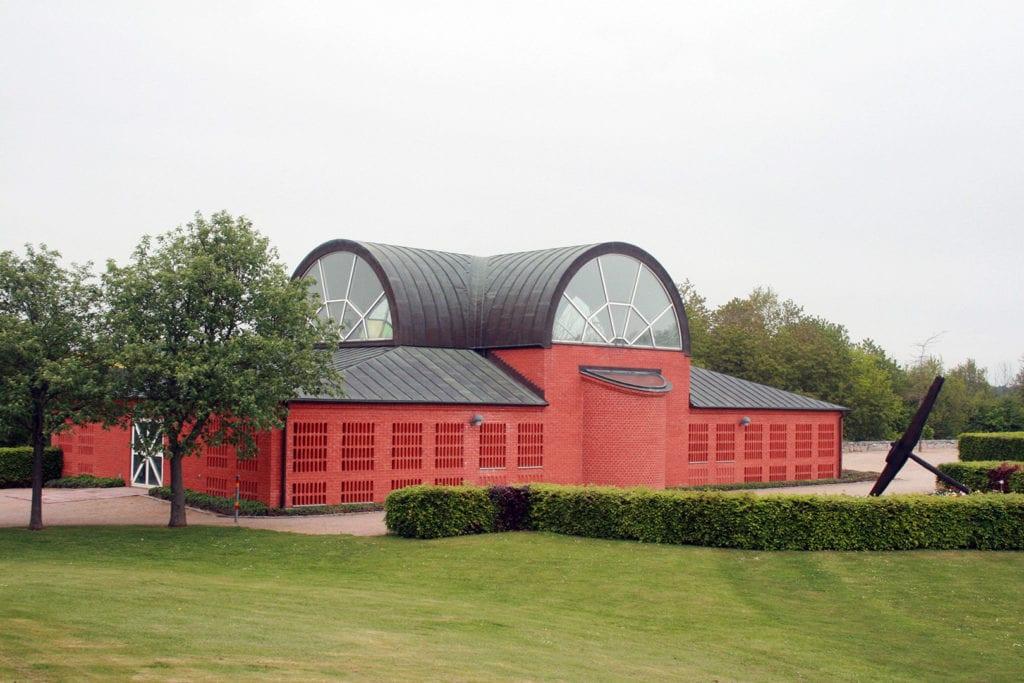 Saint Clemens Chapel Simrishamn