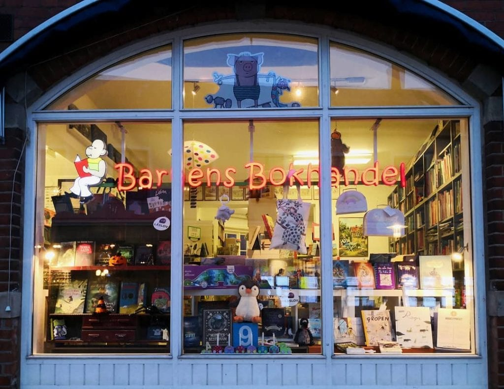 Barnens bokhandel