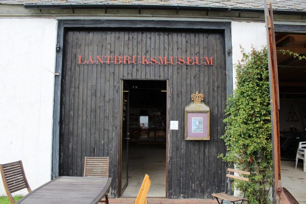 Lantbruksmuseum entre österlen.se