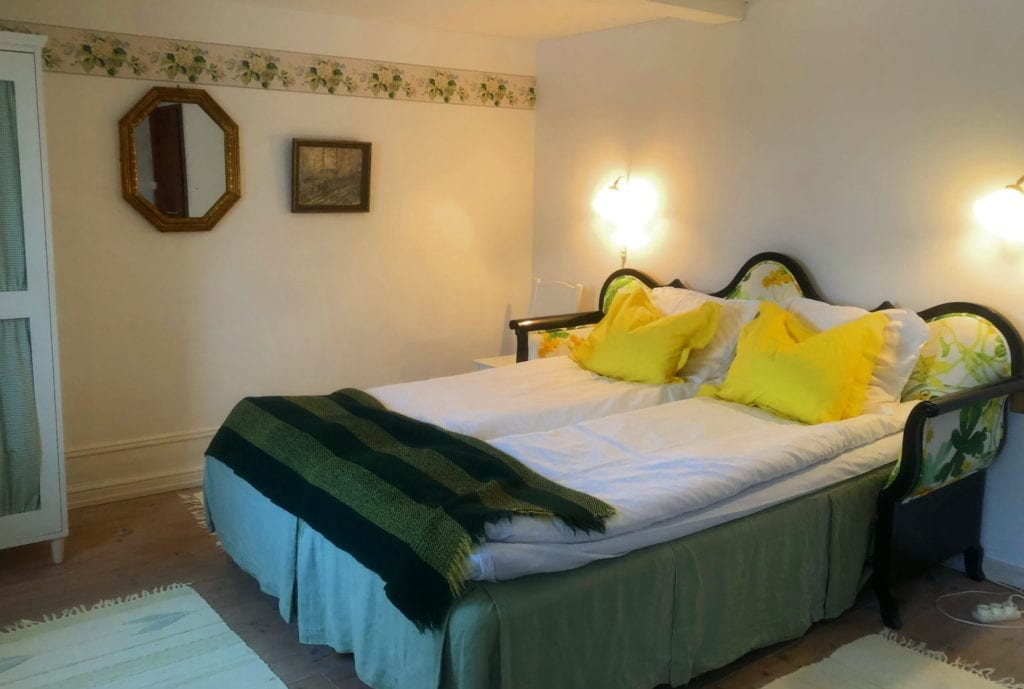 Standard Double Room - Lunkaberg Bed & Breakfast