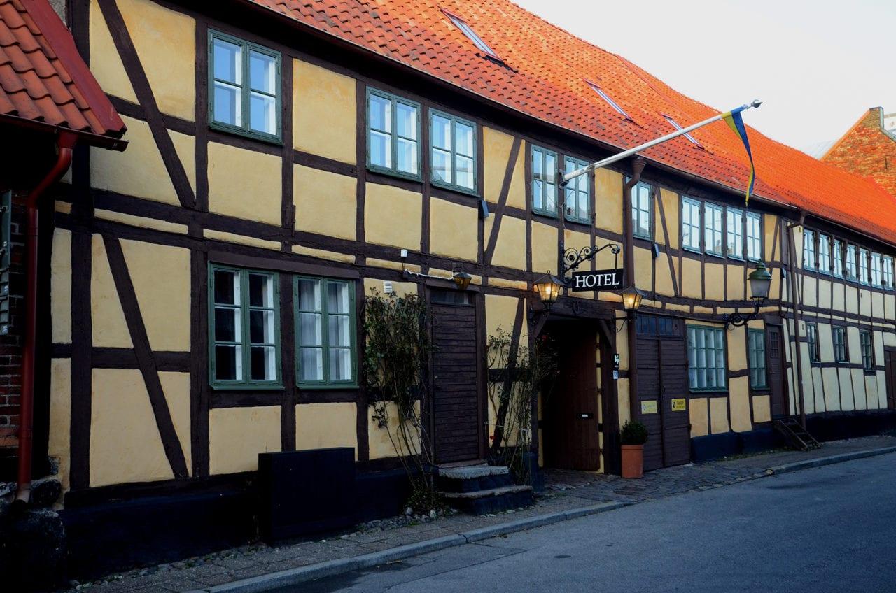 Sekelgarden 13 B österlen.se