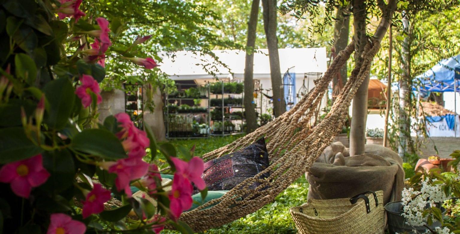 Osterlen garden show