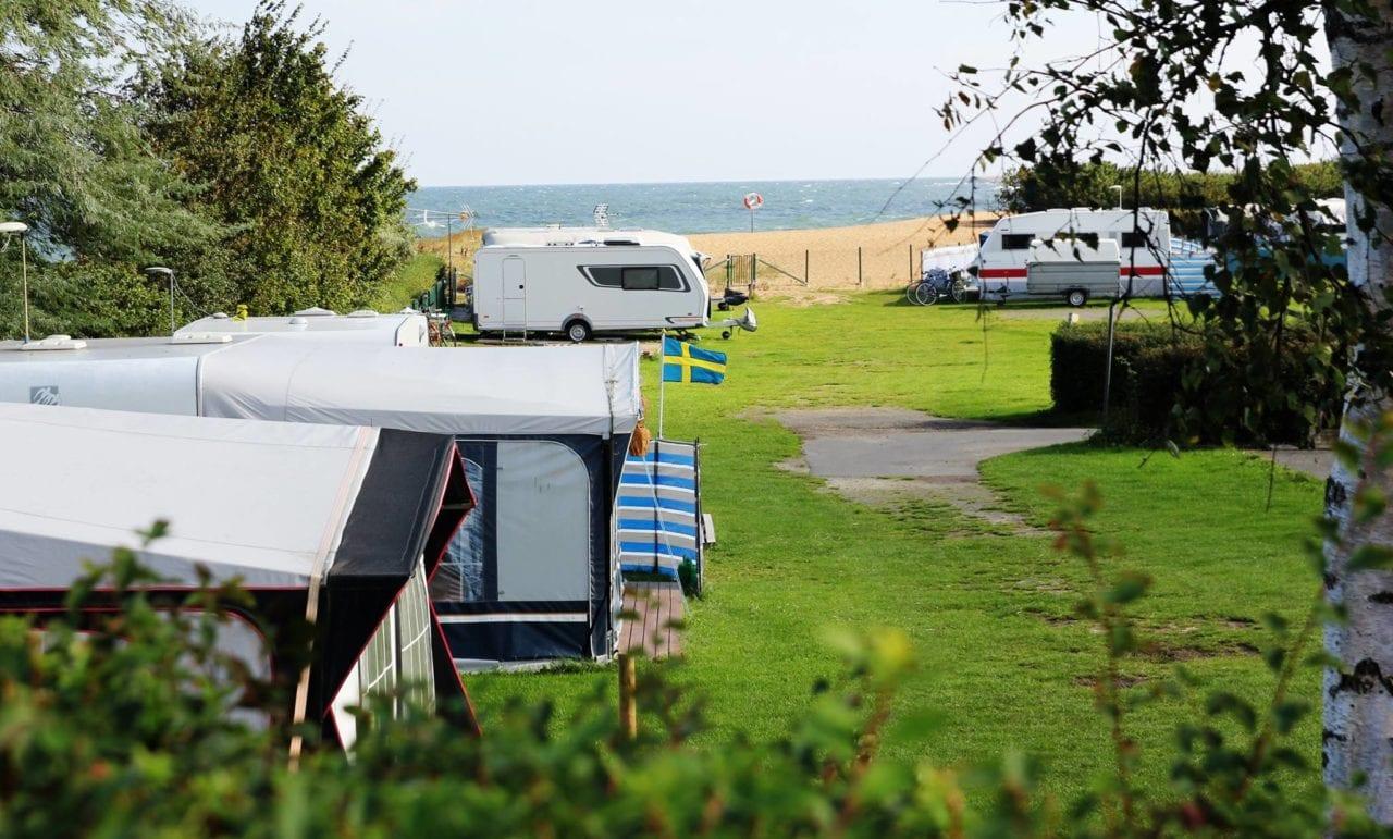 Tobisviks Camping 2 österlen.se