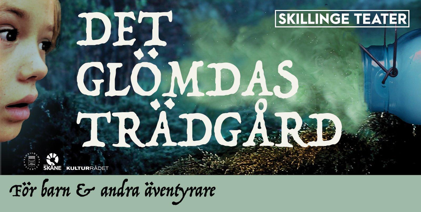 Det Glomdas Tradgard Skillinge Teater österlen.se