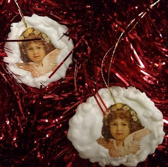 12 December 2020 Österlen's museum Christmas crafts in Skrabban photo Veronica Jeppsson österlen.se