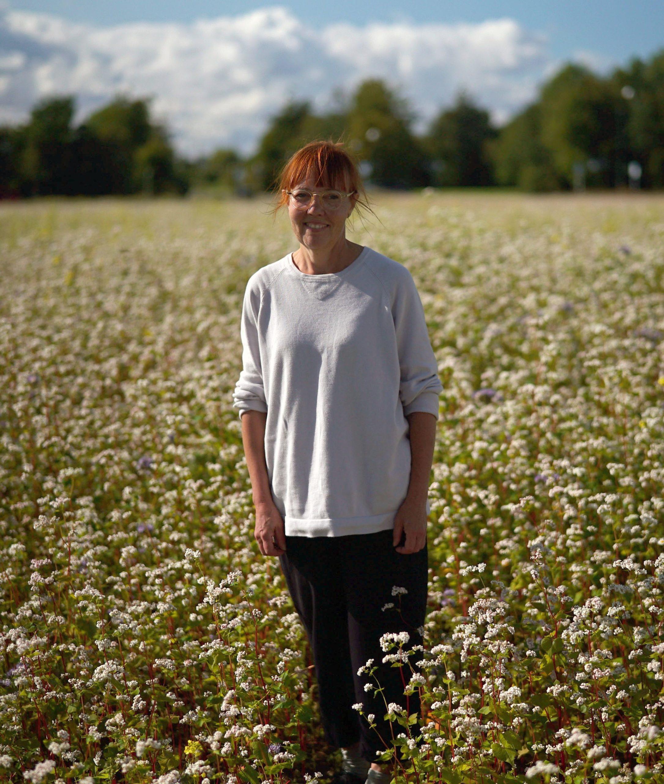 3 oktober 2020 Österlens museum Visning av utställningen Livs medel Foto Johanna Schartau scaled österlen.se
