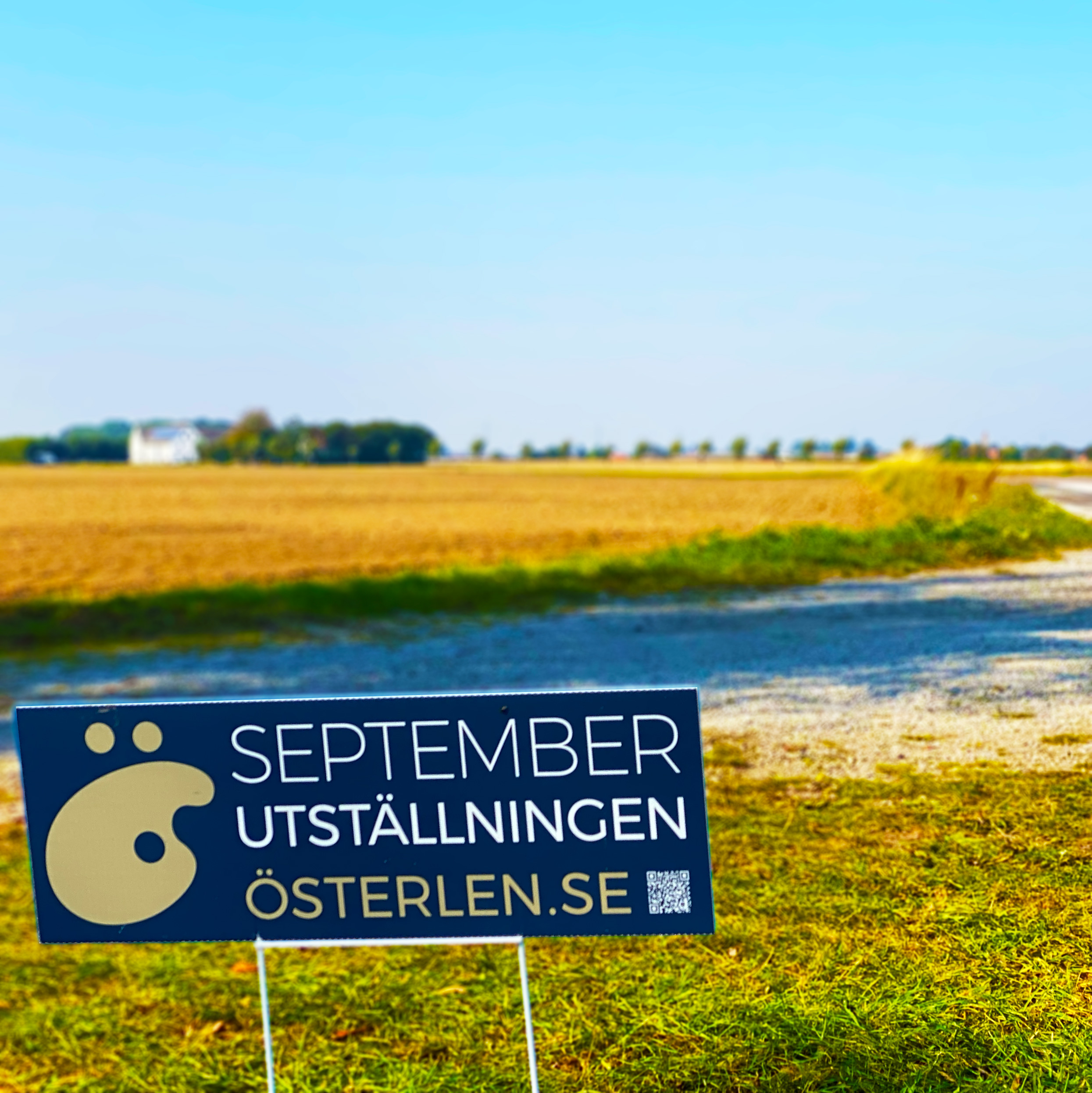 This year's art event: the September exhibition at Österlen