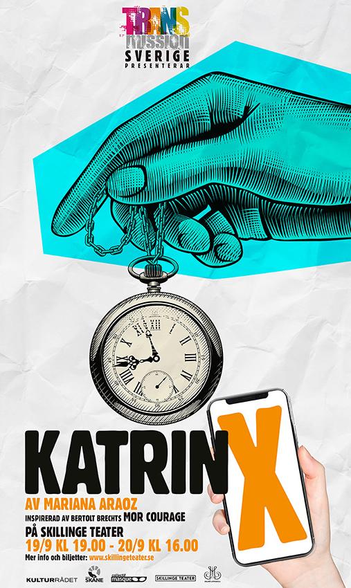 Affiche KATRIN X poster web 2 lowres österlen.se