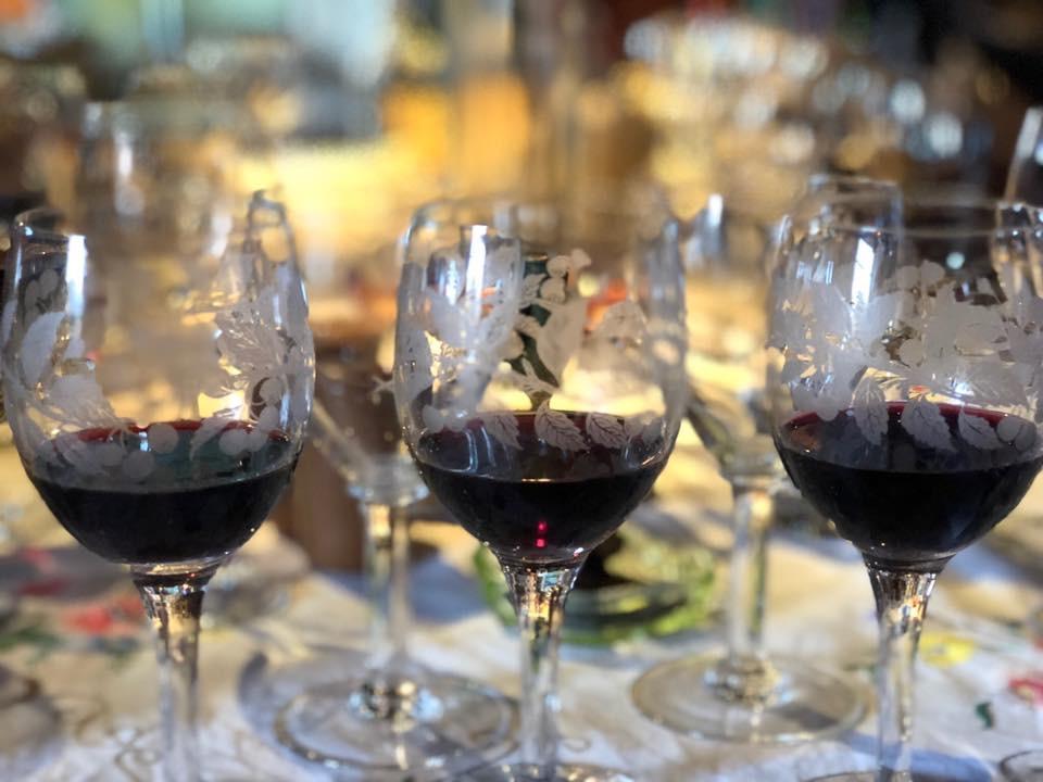 Vinprovning & tapas