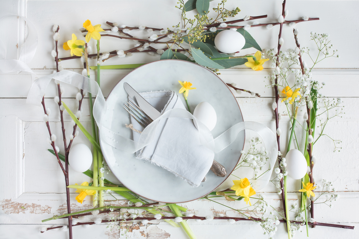 Easter at Sköllengården