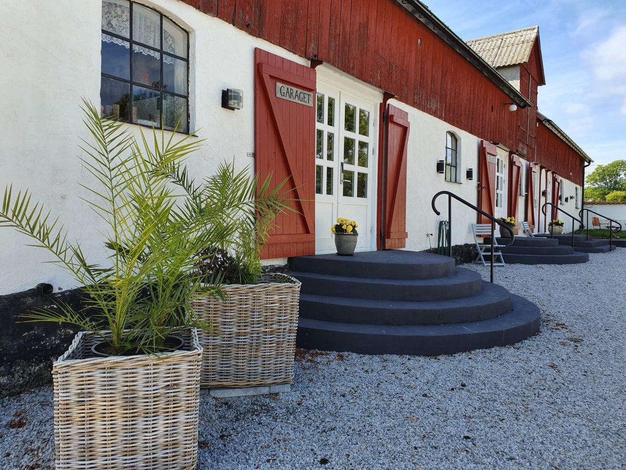 Gladsax farm hotel