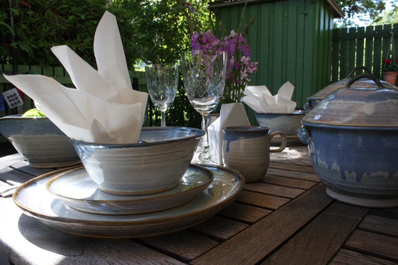 Argilla pottery
