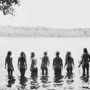 Utställning – ringar på vattnet