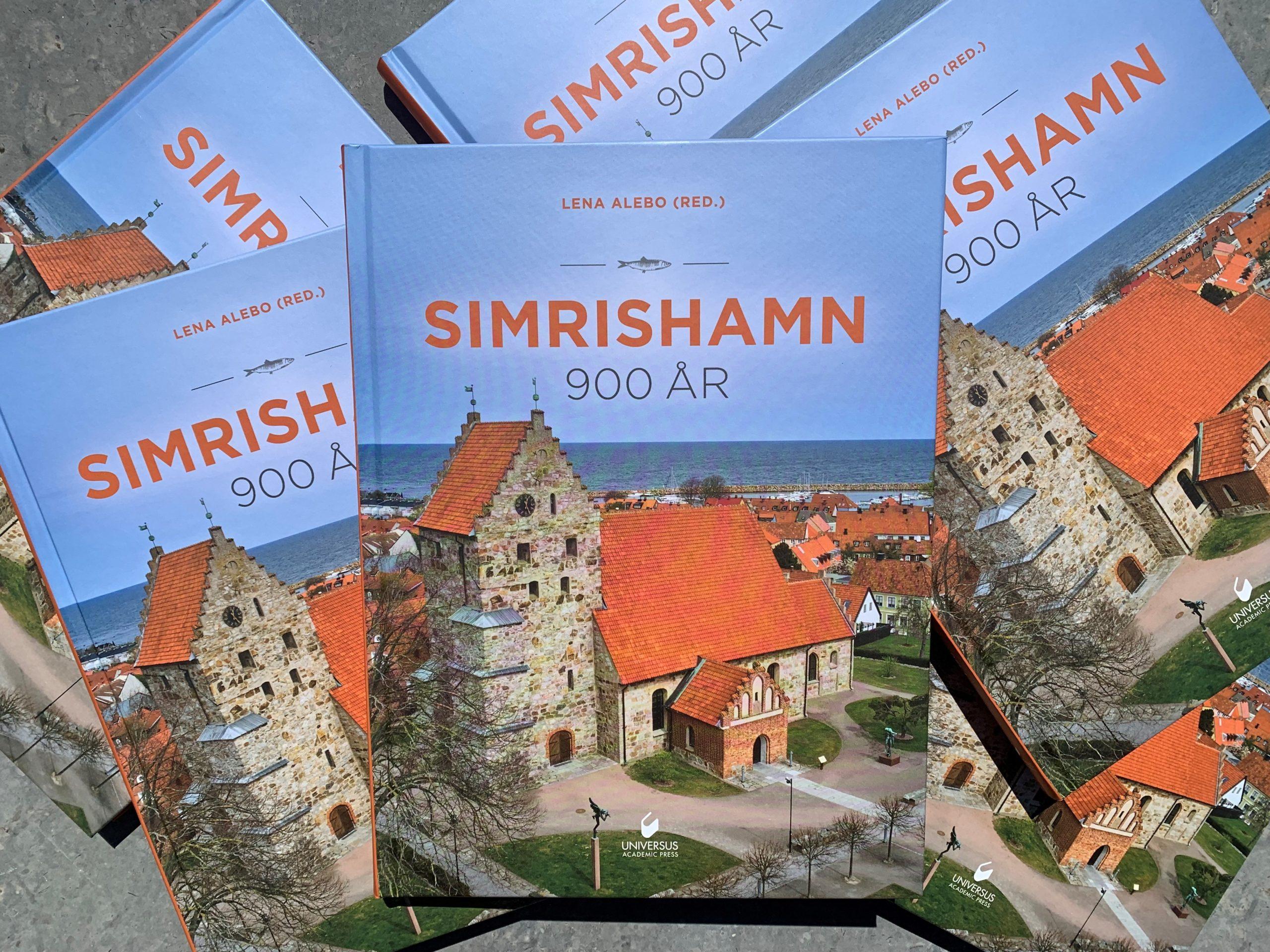 Book release: simrishamn 900 years