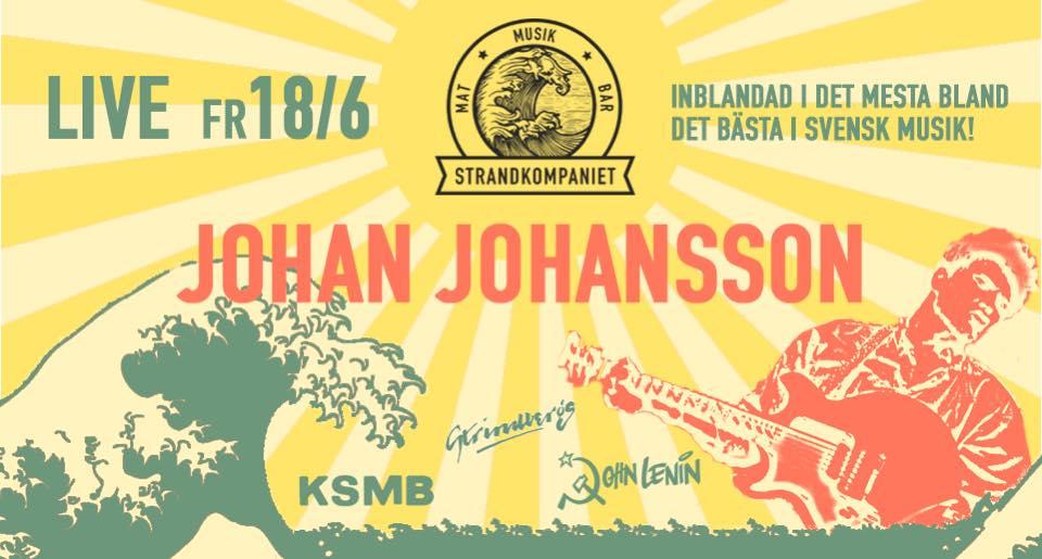 Johan Johansson - the beach company