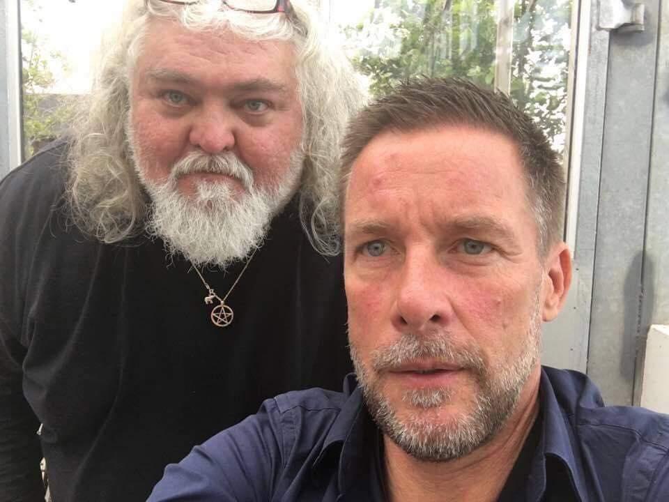 Livepremiär med todd smith & peter magnusson