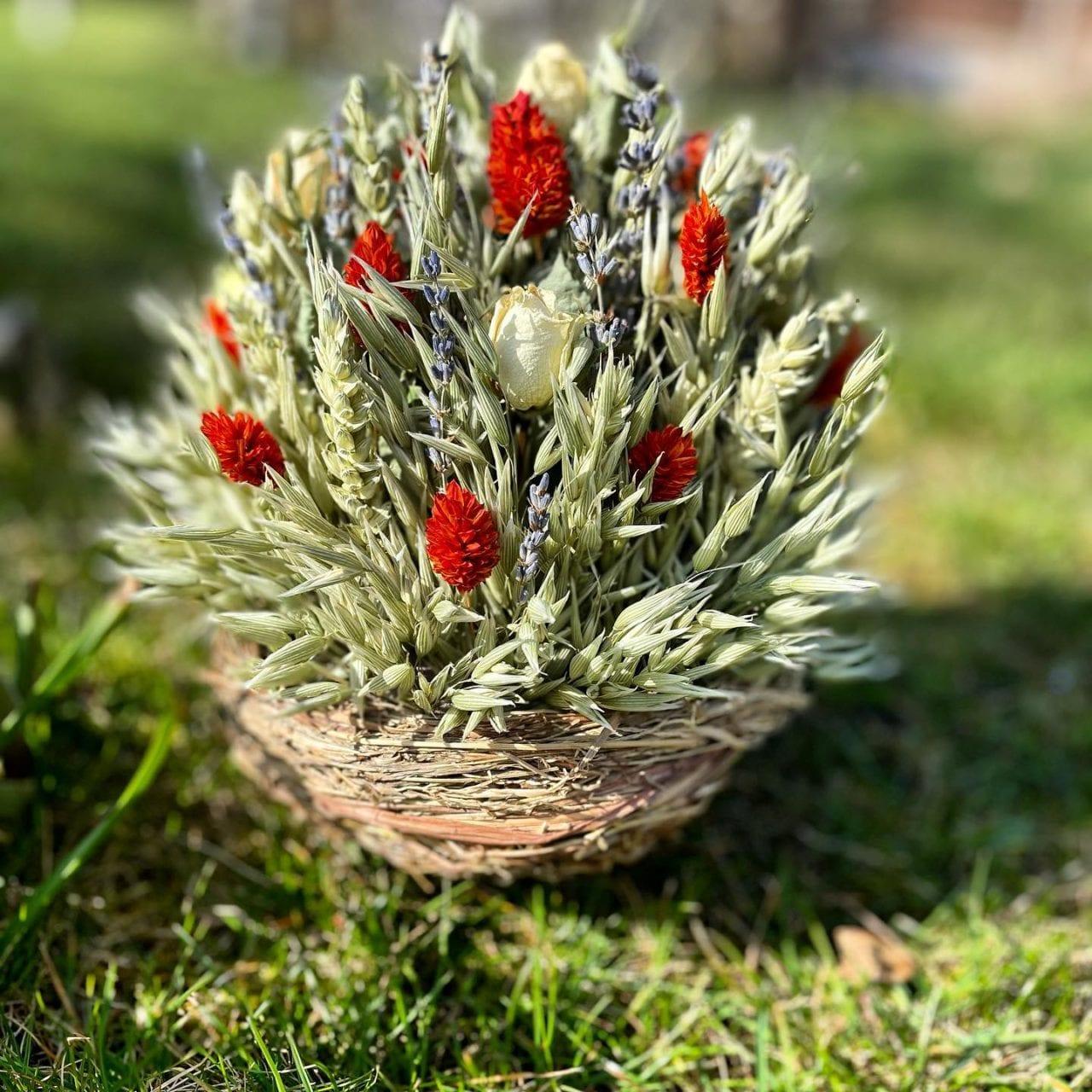The gift basket on osterlen 002
