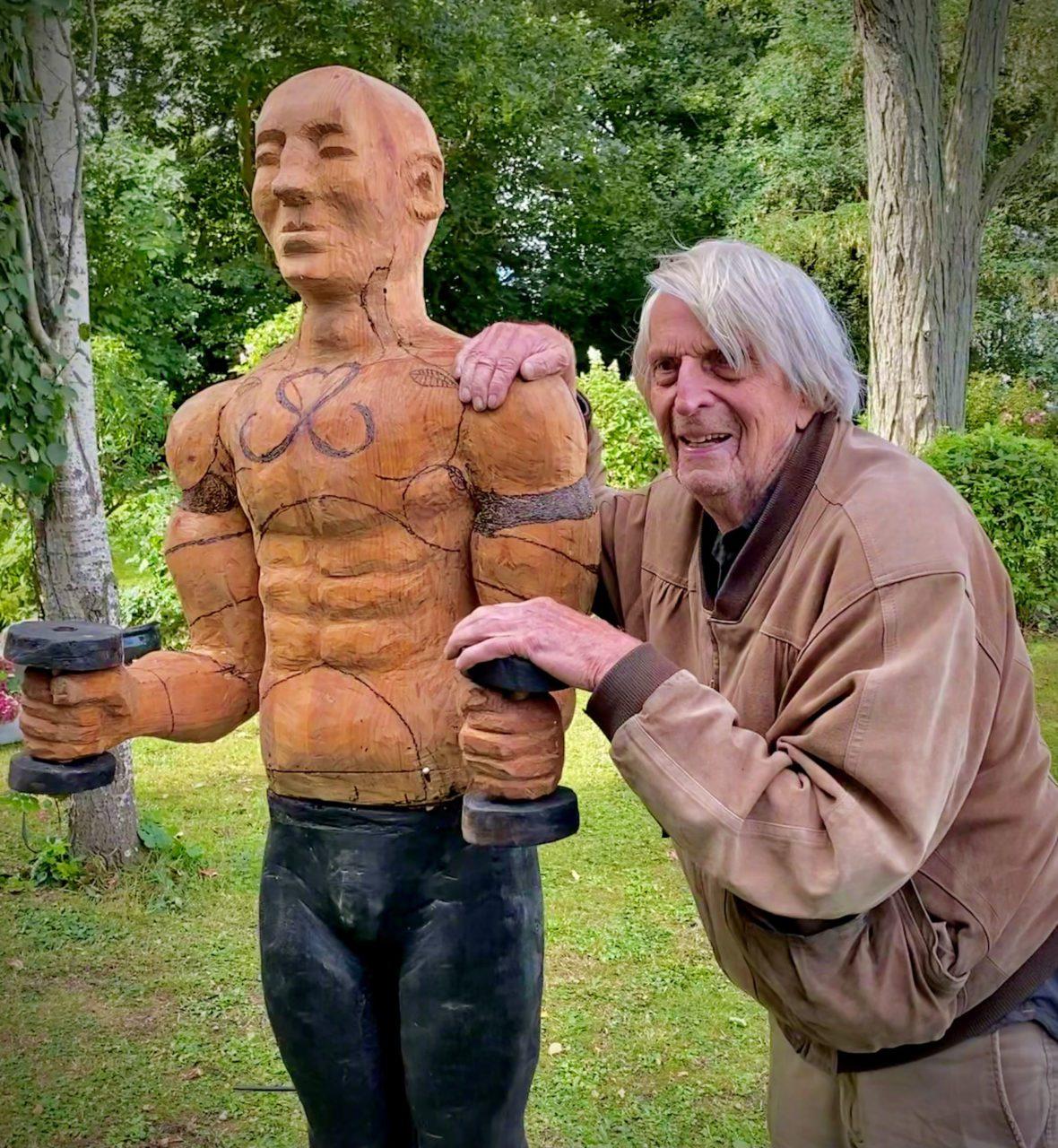 Skulpturpark Österlen 0407