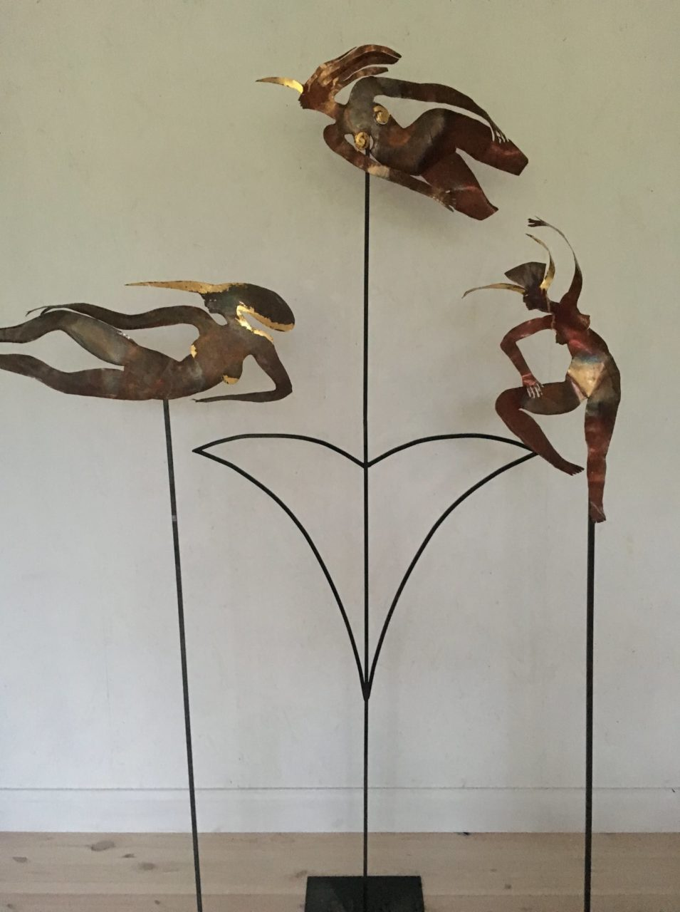 Skulpturpark Österlen mobiles