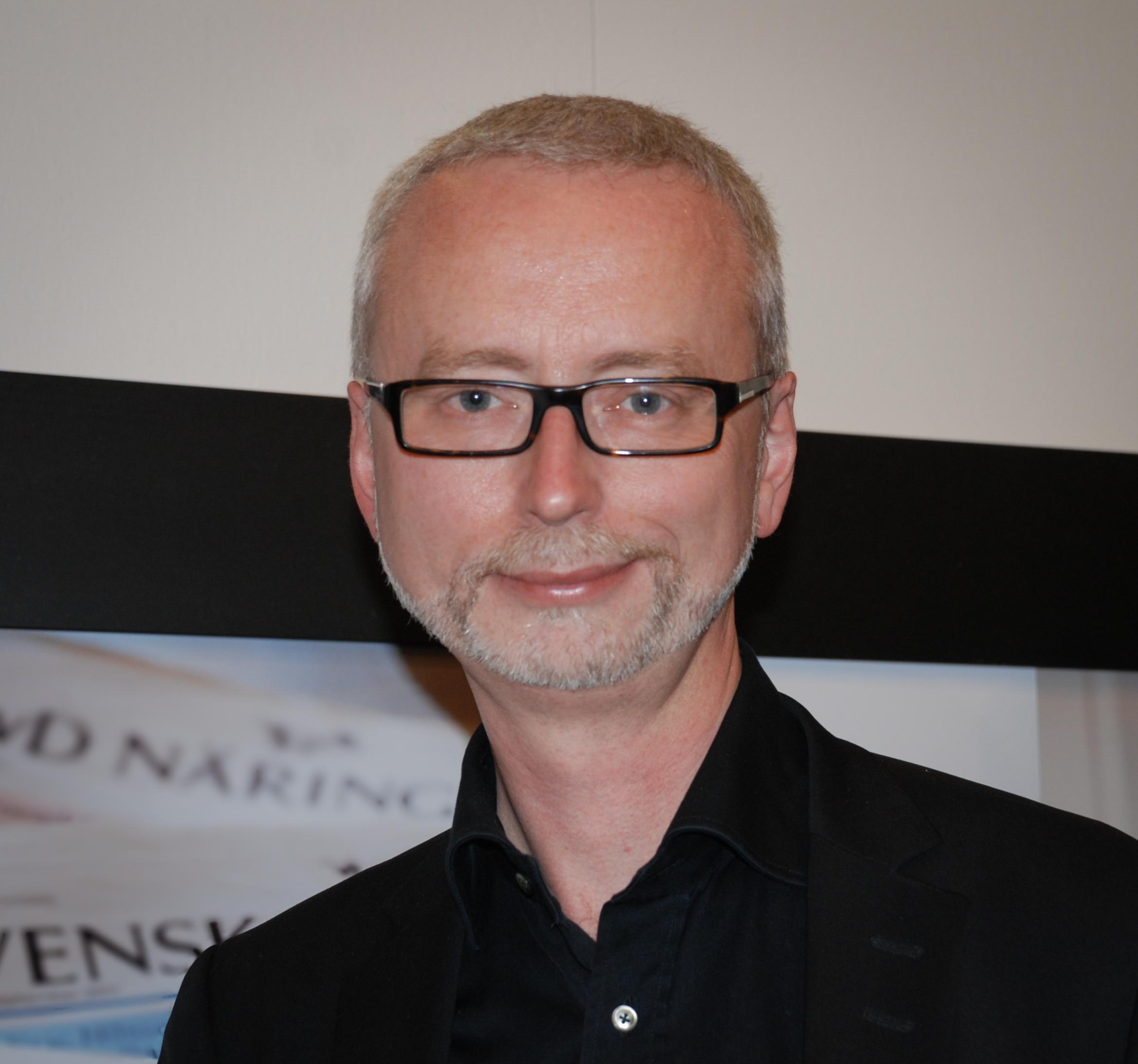 Dick Harrison Goteborg Book Fair 2011 SvD