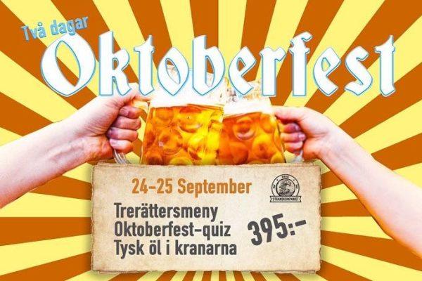 Oktoberfest at Strandkompaniet