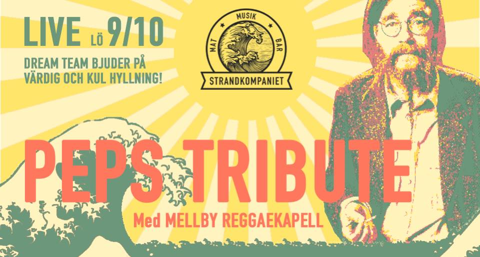 Peps Tribute with Mellby Reggae Chapel