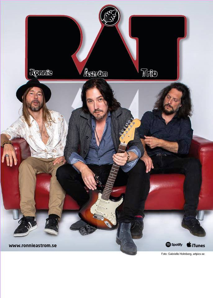 Ronnie astrom Trio @Strandkompaniet
