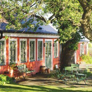 Östangård B&B - Restaurang Ager