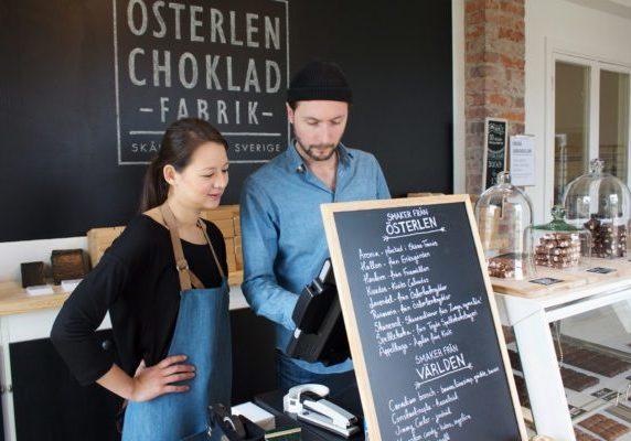 Österlenchoklad - Österlen.se