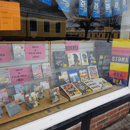 Bookstore Österlen