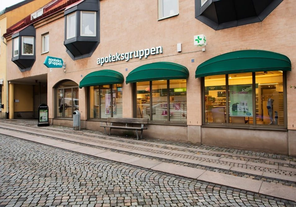 Pharmacy group Simrishamn Storgatan